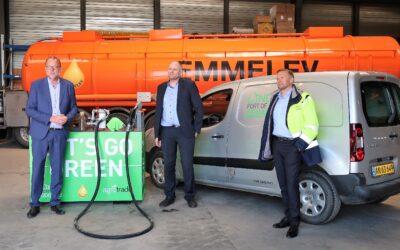Lindø Port kører på biodiesel